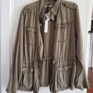 Military Stlye Jacket